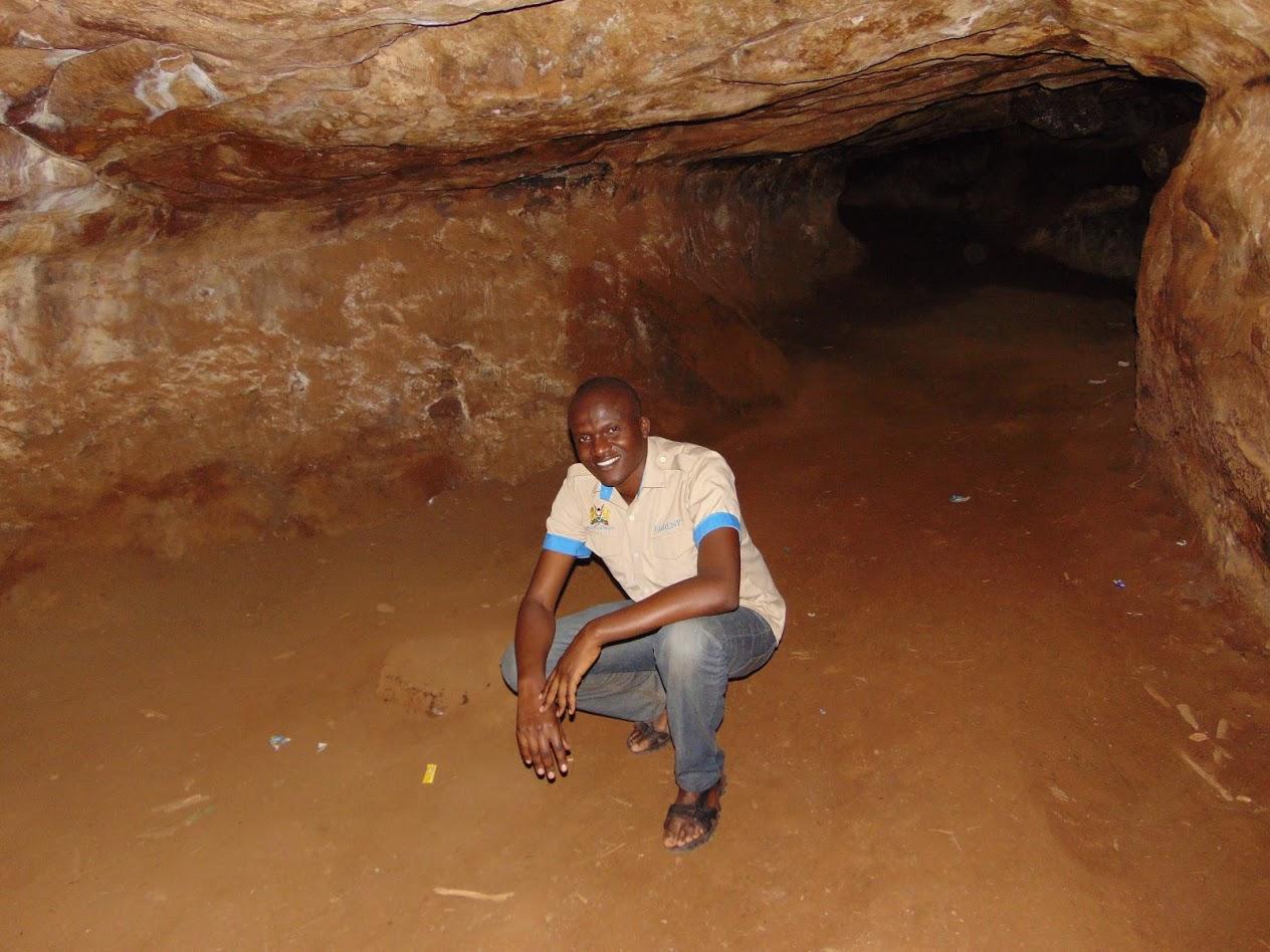 Oloolua Cave