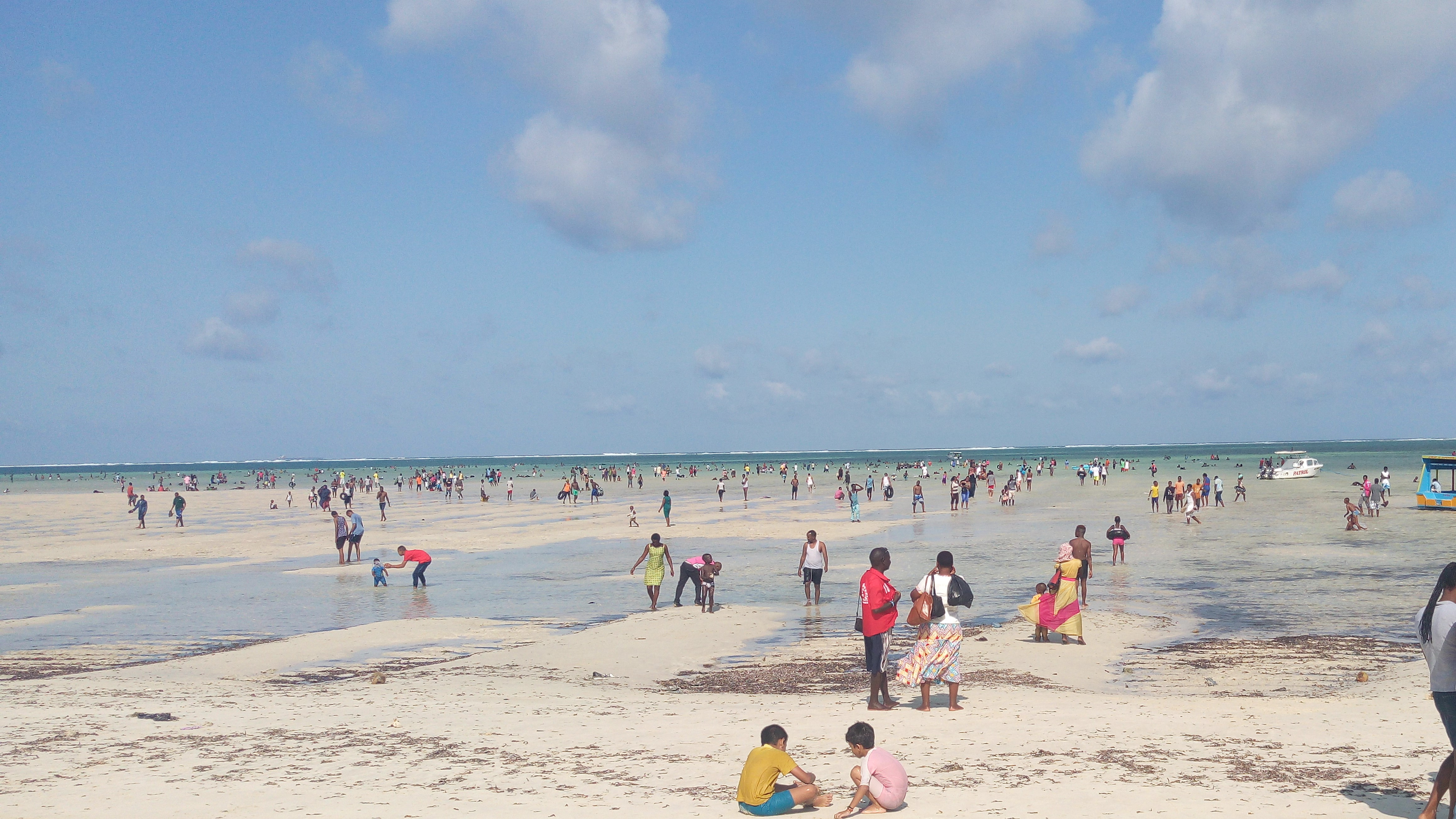 Mombasa Favorite Beach Pirates