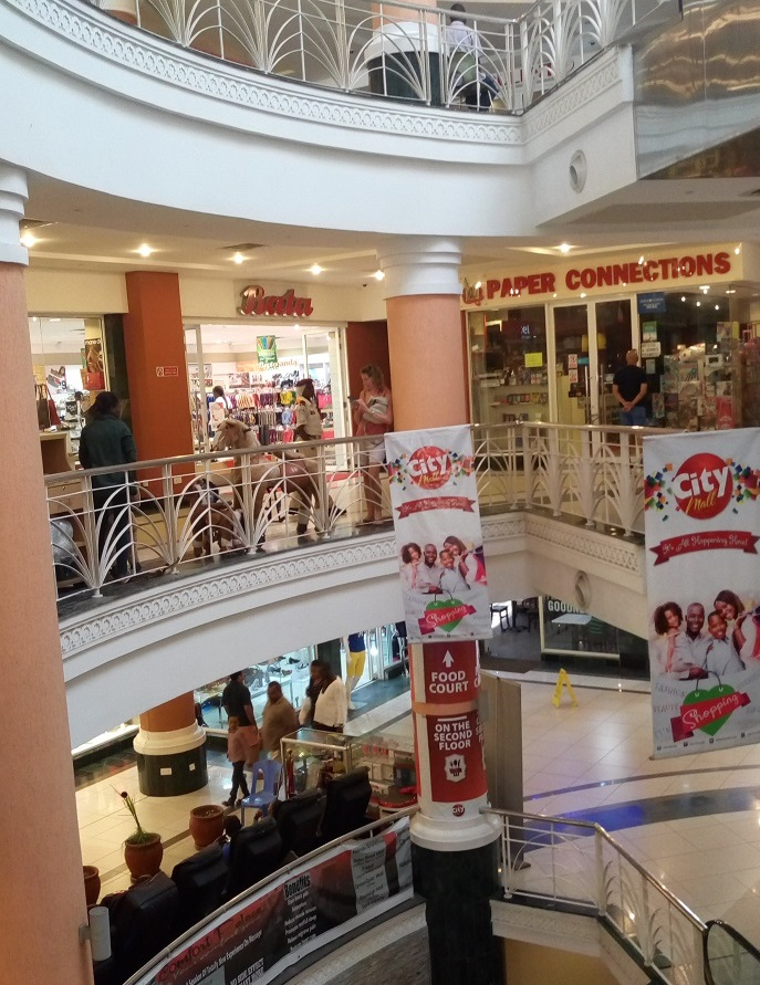 City Mall, Mombasa