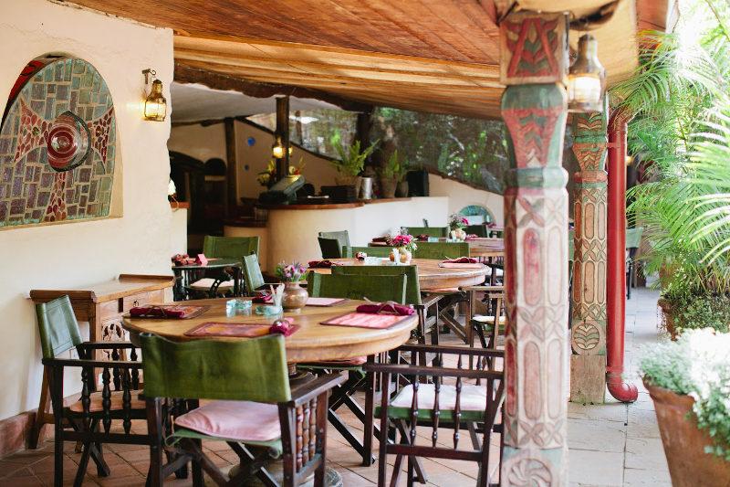 Nairobi restaurants