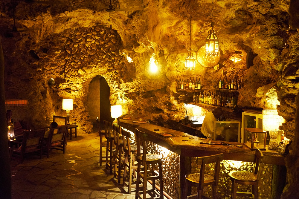 Ali Barbour Cave Restauran