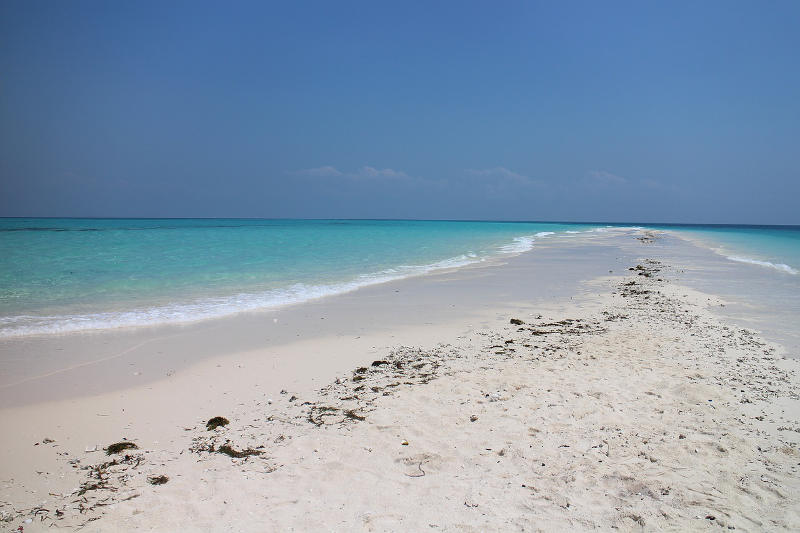 Kenya's beautiful beaches