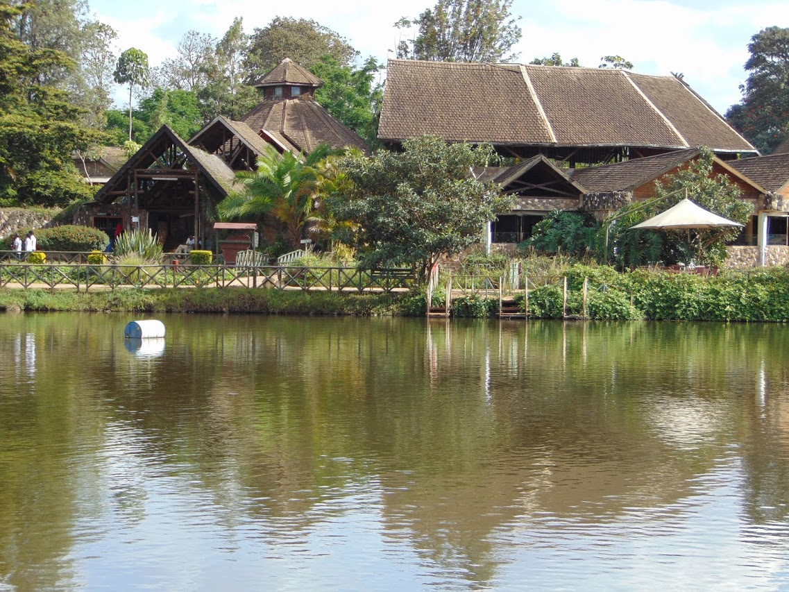 Mamba Village Crocodile Farm in Nairobi